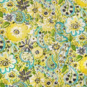 B1032, Greenhouse B1032 Lemon Fabric, GreenHouse Fabrics
