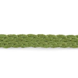 76271 Braided Linen Tape Narrow Leaf Schumacher Trim