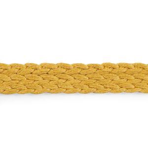 76283 Braided Linen Tape Gold Schumacher Trim