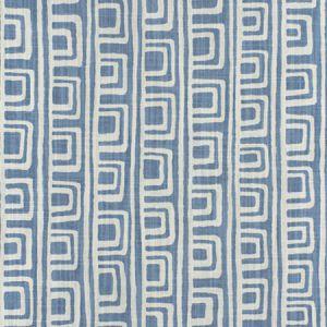 9468703 BLOCK PARTY Oasis Fabricut Fabric