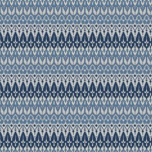 9477301 CIRCUS Blue Fabricut Fabric