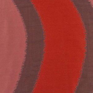 A9 00047820 BRADLEY Red Scalamandre Fabric