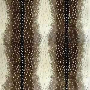 AL 0001BOHE ANTELOPE Fawn Old World Weavers Fabric