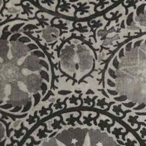 AM100050-21 IZNIK Charcoal Kravet Fabric