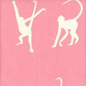 AM100063-17 MONKEY PUZZLE Pink Kravet Fabric