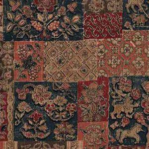 AM100087-524 MAPPERTON Rust Kravet Fabric