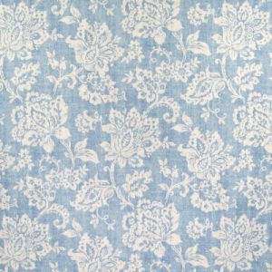 B6593 Azure Greenhouse Fabric