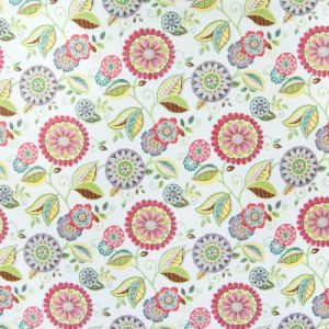 B6601 Spring Rose Greenhouse Fabric