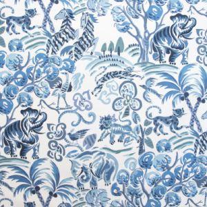 B9627 Persian Blue Greenhouse Fabric