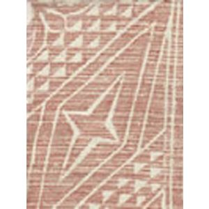 2290-06 BIRINDI Rust on Tint Quadrille Fabric