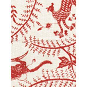 6770CU-11 CIREBON Brique on Tint Quadrille Fabric
