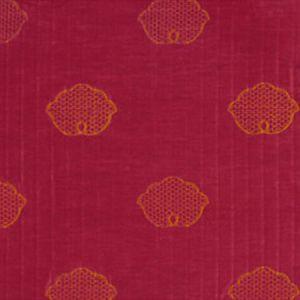 CL 001126765 FAN FALIERO Peonia Scalamandre Fabric