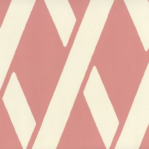 CP1050W-01 MONTECITO BAMBOO Soft Pink On Off White Quadrille Wallpaper