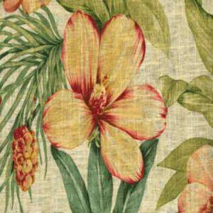 FARVIS Island Green 251 Norbar Fabric