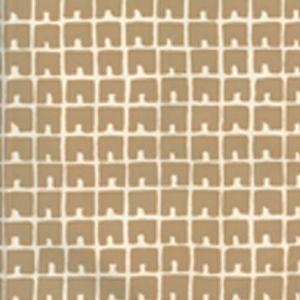 4045-02WP FEZ II Camel II On Off White Quadrille Wallpaper