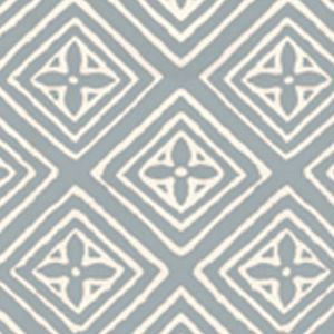2490-23WP FIORENTINA Clay On Off White Quadrille Wallpaper