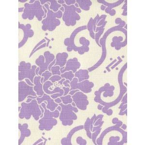 8230-01 FLORALS Lilac on Tint Quadrille Fabric