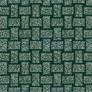 Groundworks Scribble Seaweed Fabric