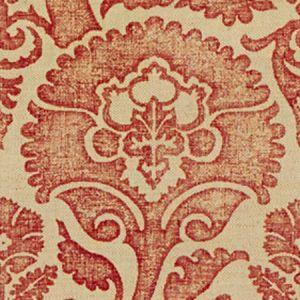 Groundworks Bargello Oxblood Fabric