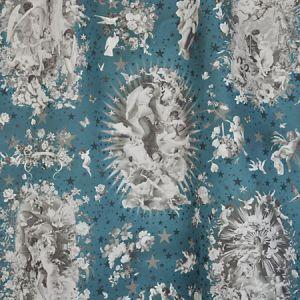 H0 00023445 ANGELOTS Petrole Scalamandre Fabric