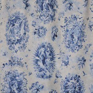 H0 00053445 ANGELOTS Marine Scalamandre Fabric