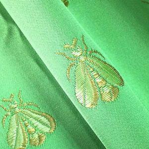 H0 00014023 ABEILLES Green Scalamandre Fabric