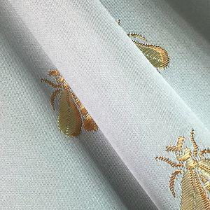 H0 00044023 ABEILLES Bleu Scalamandre Fabric
