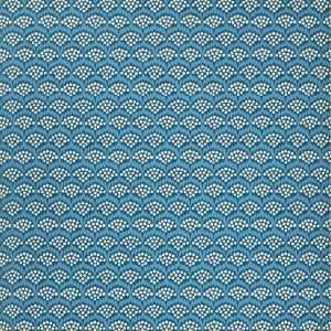 WV8POL-8 POLLEN French Blue Clarence House Wallpaper