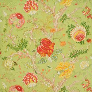 9987-1 CH ARBRE DE VIE WP Coral Lettice Clarence House Wallpaper