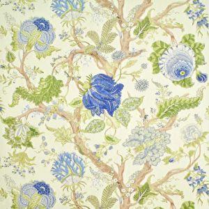 9987-2 CH ARBRE DE VIE WP Cobalt Lettice Clarence House Wallpaper
