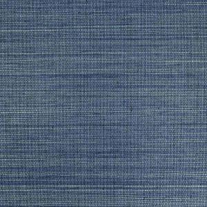 6873-2 SISAL STRIE Indigo Nc18 Clarence House Wallpaper