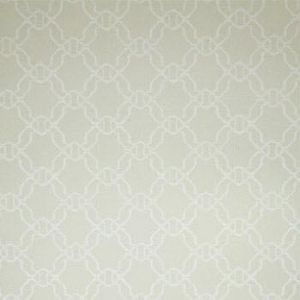WV7ALA-06 ALADDIN WhiteOnWhite Clarence House Wallpaper