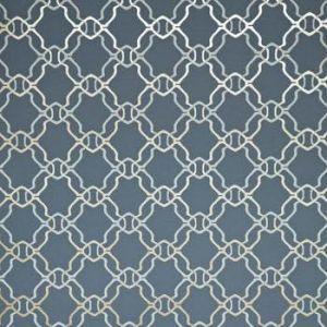 WV7ALA-05 ALADDIN Tsar Blue Clarence House Wallpaper