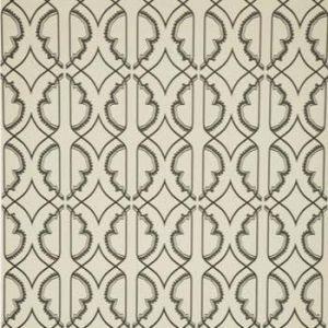WV7LAN‐07 LANTERN Cream Clarence House Wallpaper