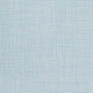WPW1471 SHELTER LINEN Turquoise Winfield Thybony Wallpaper
