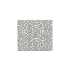 HC1475-12M MEDITATION REVERSE  Silver Metallic on Oyster Quadrille Fabric