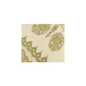 HC1490V-02 PERSEPOLIS Fig Cream on Velvet Quadrille Fabric
