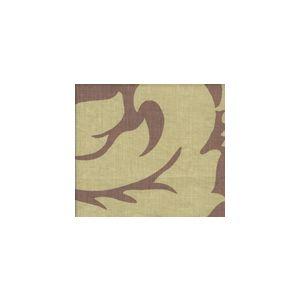 HC1202T-03 PRAGUE Lilac on Tan Quadrille Fabric