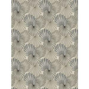 9325701 OSAKA Onyx Fog S. Harris Fabric