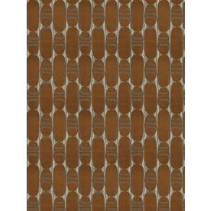 9380301 SCARAB Rust S. Harris Fabric
