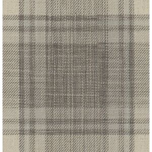 MOTEN PLAID Slate Fabricut Fabric