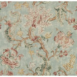 FAIRWOOD COTTON Autumn Sky Fabricut Fabric