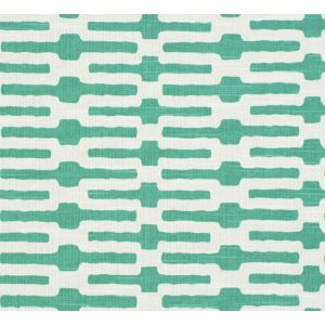 9469302 STILTS Turquoise Fabricut Fabric