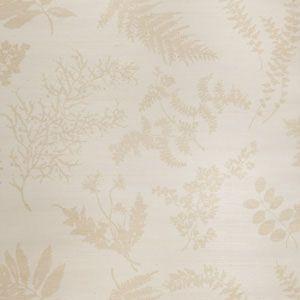 WILDFLOWERS SISAL Sand On Oyster Stroheim Wallpaper
