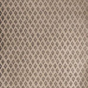 WOODHALL SISAL Charcoal On Dove Stroheim Wallpaper