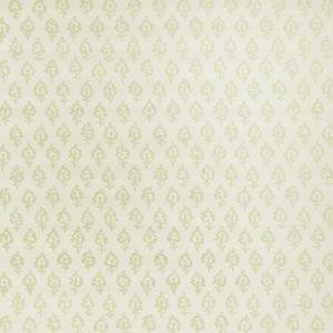 WOODHALL SISAL Green On Oyster Stroheim Wallpaper
