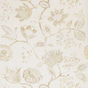 50084W MARLEAH Taupe 01 Fabricut Wallpaper
