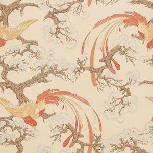 50037W ADELAIDA Sandstone 01 Fabricut Wallpaper