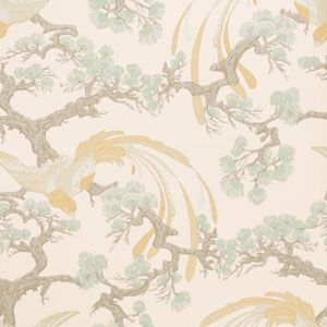 50037W ADELAIDA Honey 03 Fabricut Wallpaper