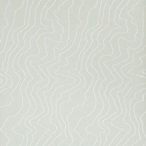 50105W TOPOGRAPH Seafoam 02 Fabricut Wallpaper